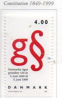 PIA - DANIMARCA -1999 : 150° Anniversario Della Costituzione - (Yv 1217) - Danimarca