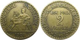 France - Troisième République - 2 Francs 1924 Chambres De Commerce - France