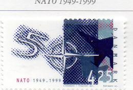PIA - DANIMARCA -1999 : 50° Anniversario Della NATO - (Yv 1213) - Danimarca