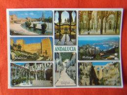 ESPAGNE - ANDALUCIA, Sevilla, Granada, Almeria, Patio, Cordoba, Malaga, Ronda, Mijas - Espagne
