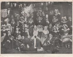 Rare Photo Pub  Ancienne D'un Cercle Celtique Avec Drapeau - France