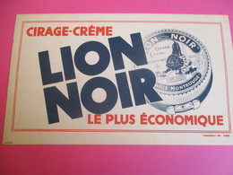 Cirage Créme/LION NOIR / Le Plus économique/  Makowsky/Paris/Vers 1940 - 1955    BUV316 - Wassen En Poetsen