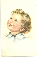 BAMBINO  --ITALIA  ANNI  40--  NUMERO  556/6 - Cartoline Umoristiche