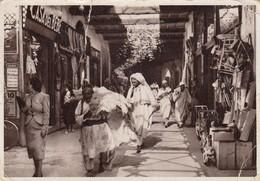 TRIPOLI - Libia /  Suk El Turk _ Viaggiata 1940 - Libia