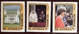 Antigua 1982 Diana 21st Birthday MNH - Antigua And Barbuda (1981-...)