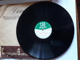 CGD Dancing   -   1948  Nr. PH 5019· Lauro Molinari. Fisarmonica - 78 Rpm - Schellackplatten