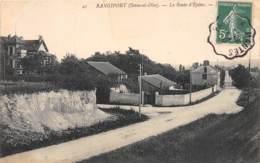 78 - Yvelines / Gargenville - 781650 - Rangiport - La Route D' Epône - France