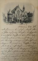 Hildesheim // Das Rathaus - Rathaus 1896! - Hildesheim