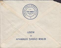 Brazil M. F. COUTINHO, PARÁ 1927 Cover Letra HAMBURG Germany Vapor British Liner Steamer SS 'HILDEBRAND' Shipsmail - Brasil
