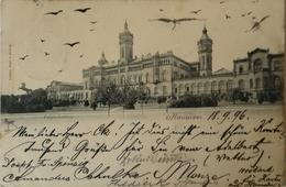 Hannover // Polytechnikum  1896! - Hannover