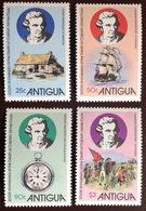 Antigua 1979 Captain Cook MNH - Antigua And Barbuda (1981-...)