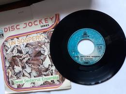 Daniel Sentacruz Ensemble  -    Anno 1974.  Un Sospero.  Ed. Odeon. - Disco, Pop