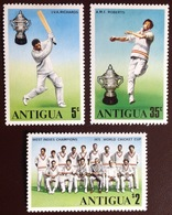 Antigua 1972 Cricket MNH - Antigua And Barbuda (1981-...)