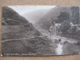 Ashes Valley, Little Stretton, Shropshire - Posted 1917 - Shropshire