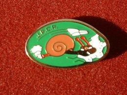 Pin's ESCARGOT - J.P.C.R - Animaux