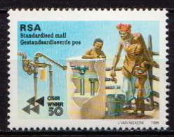 RSA MNH Stamp - Health
