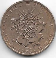 France 10 Francs 1979   Km 940  Xf+ - France