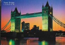 LONDRA - NOTTURNO TOWER BRIDGE -  NUOVA - River Thames