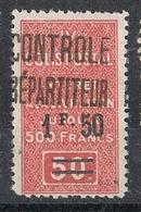 ALGERIE COLIS POSTAL N°24 N* - Algérie (1924-1962)