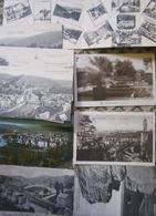 Belgique Luxembourg  Lot 72 Cpa  2 Panoramique  Certaines Timbrées  Voir Photos - Cartes Postales