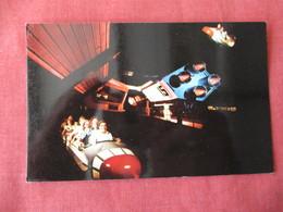 Space Mountain  Outer Space In Florida      Disneyworld   Ref 3167 - Disneyworld