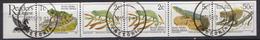 RSA CTO Strip, Reader's Digest - Stamps