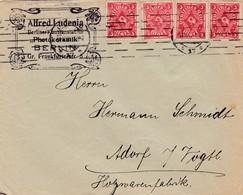 Brief Aus Berlin 1923 - Allemagne