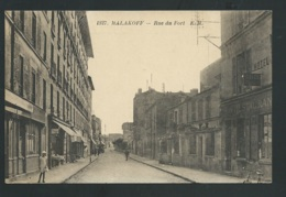 MALAKOFF   Rue Du Fort     Gam103 - Malakoff