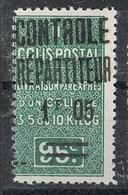 ALGERIE COLIS POSTAL N°27A N* - Algérie (1924-1962)