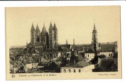 CPA - Carte Postale -Belgique- Tournai - Cathédrale Et Beffroi  VM655 - Doornik
