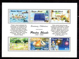 Serie Nº 360/5  Pitcairn Island - Sellos