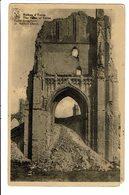 CPA - Carte Postale -Belgique-Ieper - Ruines De L'Eglise St Martin -  VM657 - Ieper