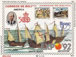 Bolivia Hb Michel 188 - Bolivia