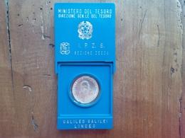 REPUBBLICA 1982 - Galileo Galilei 500 Lire Argento - F.D.C. + Spese Postali - 1946-… : République