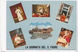 LA GIORNATA DEL S. PADRE, Pope Paul VI, Vatican, Unused Postcard [22892] - Popes