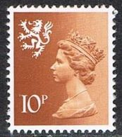 Scotland SG S30 1980 10p (CB) Unmounted Mint [16/15201/25D] - Regional Issues