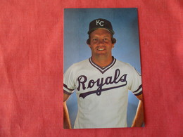 Baseball George Brett Kansas City Royals  Ref 3168 - Baseball