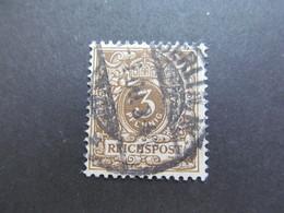 DR Nr. 45e, 1889, Gestempelt, BPP Geprüft, BS - Deutschland