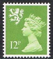 Scotland SG S33 1980 12p Unmounted Mint [16/15206/25D] - Regional Issues