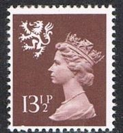 Scotland SG S34 1980 13½p Unmounted Mint [16/15207/25D] - Regional Issues