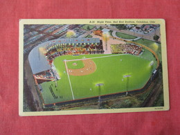 Baseball Night View Red Bird Stadium Columbus Ohio   ---------- Ref 3168 - Baseball