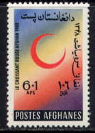 AFGHANISTAN - 902** - CROISSANT ROUGE NATIONAL - Afghanistan