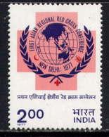 INDE - 508** - CONFERENCE REGIONALE DE LA CROIX ROUGE - Inde