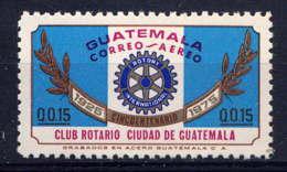 GUATEMALA - A272** - 50è ANNIVERSAIRE DU ROTARY AU GUATEMALA - Guatemala