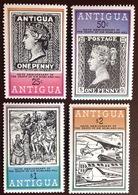 Antigua 1979 Rowland Hill MNH - Antigua And Barbuda (1981-...)