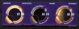 Serie Nº 630/2  Pitcairn Island - Astrologie