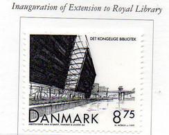 PIA - DANIMARCA -1999 : Biblioteca Reale - (Yv 1233) - Danimarca