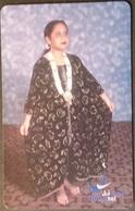 Telefonkarte Oman - Tradition - Dhofari Costume - Oman
