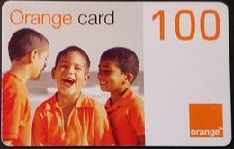 Prepaidcard France Telecom Dominicana - Orange - Kinder - Frankreich