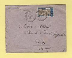 Poste Maritime - Cayenne A Fort De France - 4-10-1935 - Ligne C - Petits Defauts D'ouverture De La Lettre - Guyane Française (1886-1949)